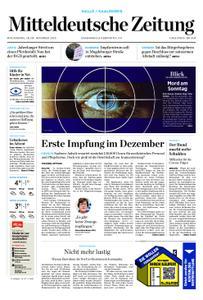 Mitteldeutsche Zeitung Ascherslebener – 28. November 2020