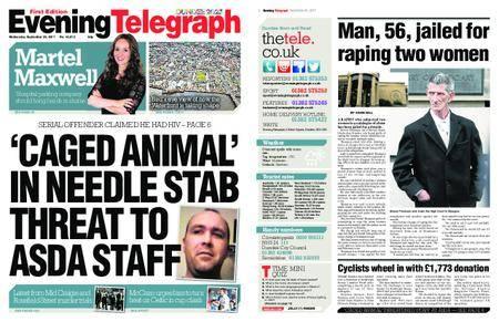 Evening Telegraph First Edition – September 20, 2017