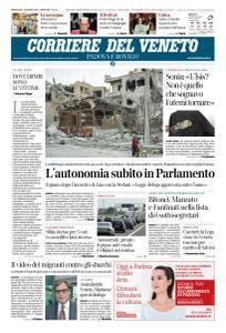 Corriere del Veneto Padova e Rovigo - 13 Giugno 2018