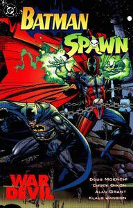 Batman-Spawn 01 - War Devil