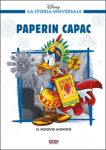 La Storia Universale Disney - Volume 22 - Paperin Capac (Gedi)