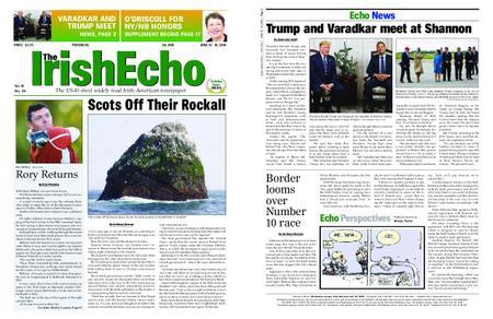 The Irish Echo – June 12, 2019