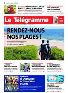 Le Télégramme Concarneau – 06 mai 2020