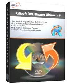 Xilisoft DVD Ripper Ultimate 6.5.2 build 0310 Portable