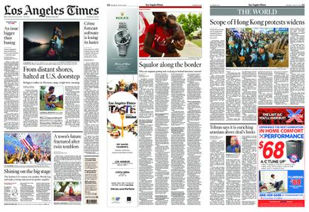 Los Angeles Times – July 08, 2019