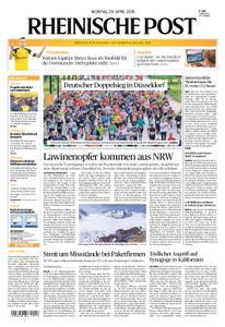 Rheinische Post – 29. April 2019