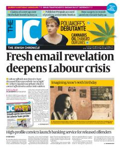 The Jewish Chronicle - June 13, 2019