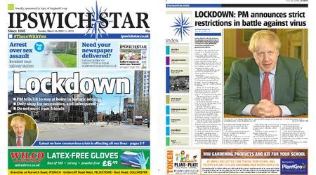 Ipswich Star – March 24, 2020