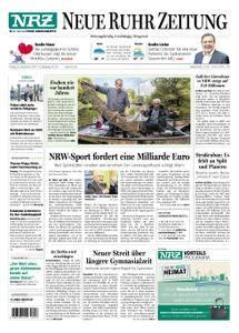 NRZ Neue Ruhr Zeitung Essen-Postausgabe - 22. September 2017