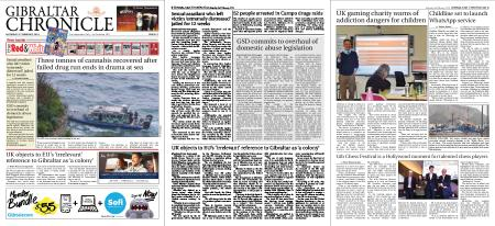 Gibraltar Chronicle – 02 February 2019