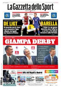 La Gazzetta dello Sport Roma – 09 luglio 2019