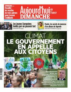 Aujourd'hui en France – 19 mai 2019
