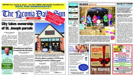The Laconia Daily Sun – October 28, 2020
