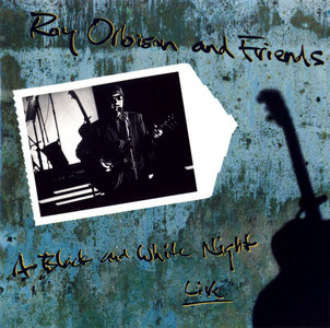 Roy Orbison And Friends (a.o. Tom Waits) – A Black And White Night Live (1989)