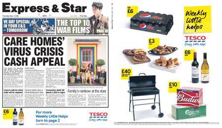 Express and Star City Edition – May 07, 2020