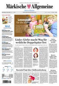Märkische Allgemeine Dosse Kurier - 18. Januar 2018