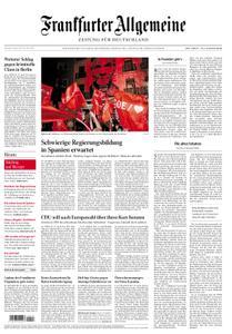Frankfurter Allgemeine Zeitung F.A.Z. - 30. April 2019
