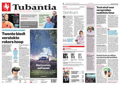 Tubantia - Hengelo – 08 oktober 2019
