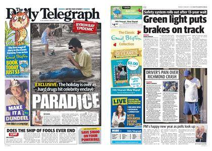 The Daily Telegraph (Sydney) – February 05, 2018