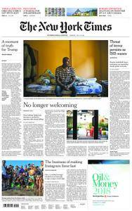 International New York Times - 09 July 2018