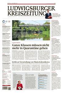 Ludwigsburger Kreiszeitung LKZ - 07 September 2021