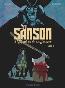 Les Sanson et L'amateur de Souffrances - Tome 2