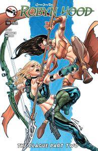 Grimm Fairy Tales Presents Robyn Hood 0102015 2 covers Digi-Hybrid