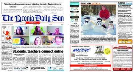 The Laconia Daily Sun – March 26, 2020