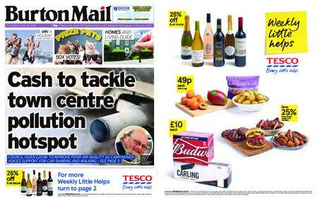 Burton Mail – May 24, 2018