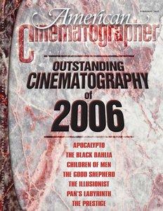 American Cinematographer - February 2007