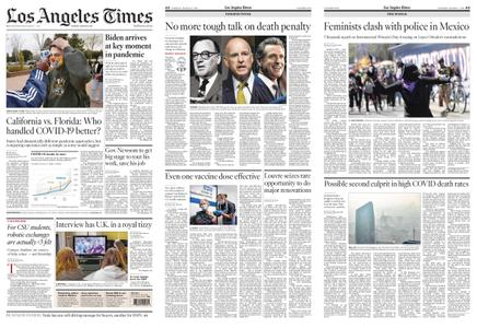 Los Angeles Times – March 09, 2021