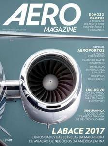 Aero Magazine Brasil - Agosto 2017