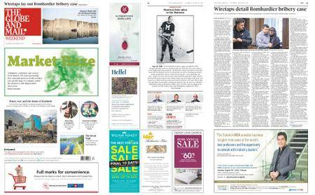 The Globe and Mail – August 26, 2017