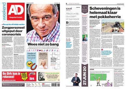 Algemeen Dagblad - Zoetermeer – 27 juni 2020