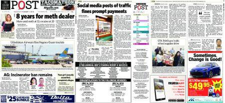 The Guam Daily Post – August 01, 2018