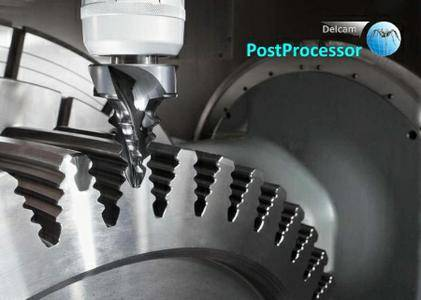 Delcam PostProcessor 2017 SP1 Multilingual (x64)