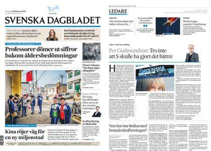 Svenska Dagbladet – 28 februari 2018