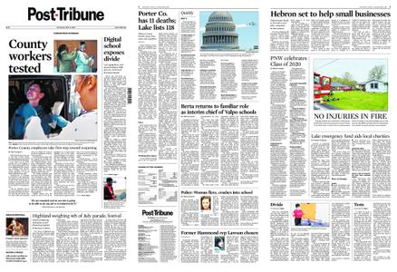 Post-Tribune – May 09, 2020