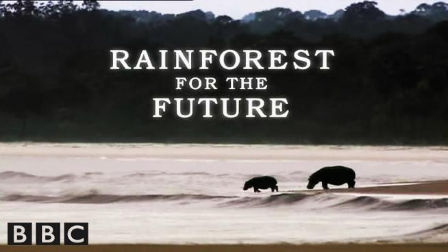 BBC Natural World - Rainforests for the Future (2007)