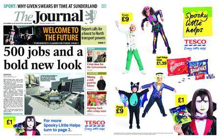 The Journal – October 19, 2017