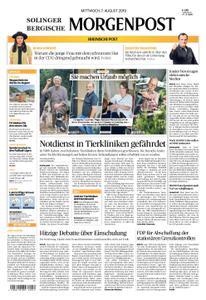 Solinger Morgenpost – 07. August 2019