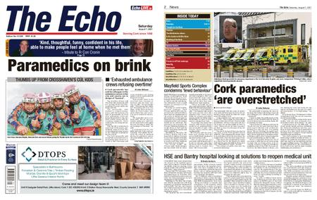 Evening Echo – August 07, 2021