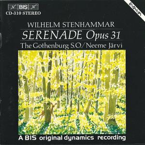 Neeme Järvi - Stenhammar: Serenade, Op. 31 (1985)
