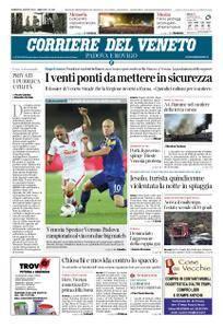 Corriere del Veneto Padova e Rovigo – 24 agosto 2018