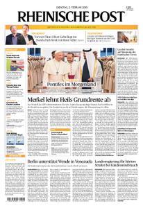 Rheinische Post – 05. Februar 2019
