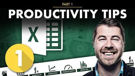 Excel PRO TIPS Part 1: Productivity