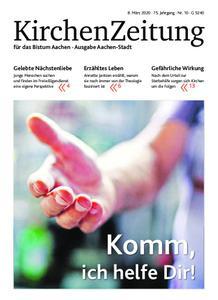 KirchenZeitung für das Bistum Aachen – 08. März 2020