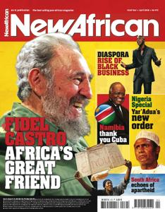 New African - April 2008