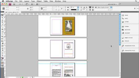 InDesign CS4: EPUB Kindle and iPad