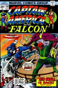 Captain America V1 184